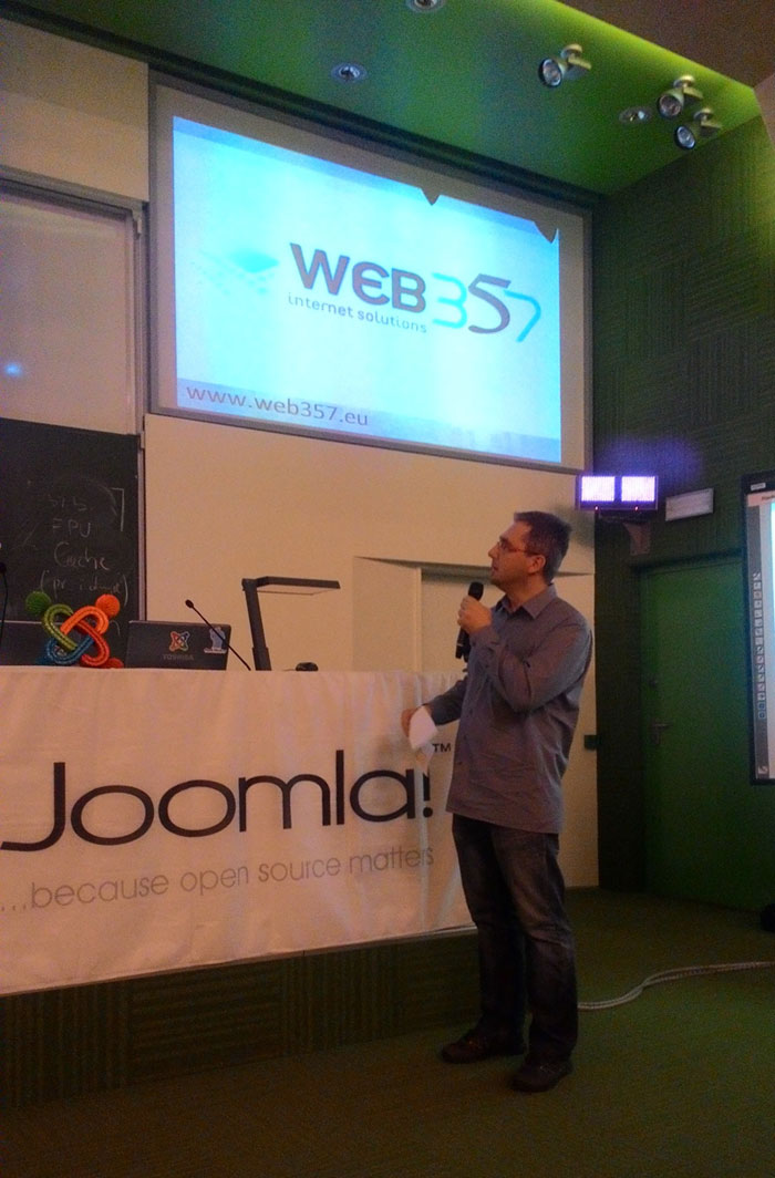 Joomla User group - Silesia #4 - March 2015