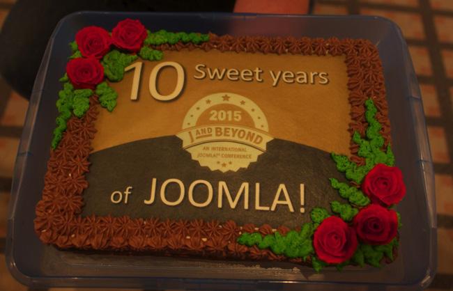 happy birthday joomla