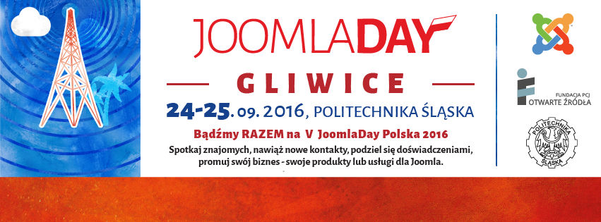 Web357 supports the JoomlaDay Poland 2016