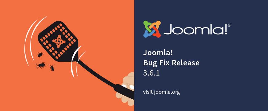 Joomla! 3.6.1 has been released