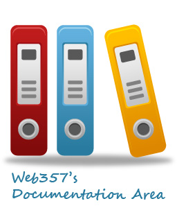 New Documentation Area for Web357 Debuts