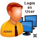 Login as User