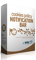 Cookies Notification Bar