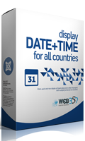 Display Date & Time