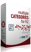 Multiple Categories for K2
