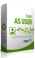Login as a User - Joomla! Component