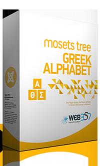 Mosets tree Greek Alphabet - Joomla Plugin