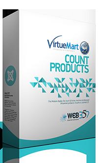Virtuemart Count Products - Joomla! Module - Web357