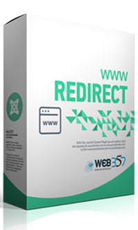 www Redirect extension for Joomla!