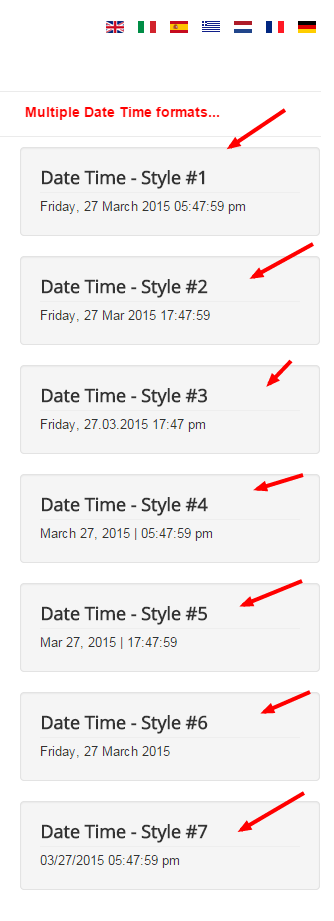 1-datetime display-multiple-time-formats