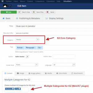 01-Multiple-Categories-for-K2-Joomla-Plugin-Edit-K2-Item