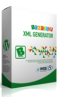 Bazaraki XML Generator - WordPress plugin by Web357
