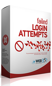 Failed Login Attempts - Joomla! plugin