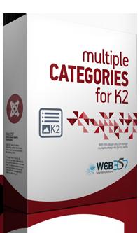 Multiple Categories for K2